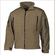 "Bunda Fleece ""Heavy-Strike"" Coyote"